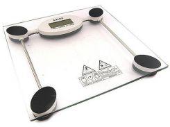 Весы напольные электронные A-Plus AP-1652 180 кг Прозрачный (1652)