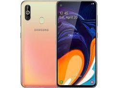 Samsung Galaxy A60 2019 SM-A6060 6/128GB Peach Mist (XTD00322)