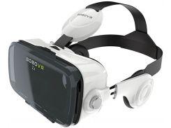 Очки виртуальной реальности BOBOVR Z4 с наушниками Black-White (REka76)