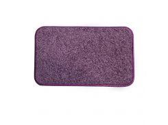 Электрический коврик с подогревом Теплик 50 х 30 см с термо и гидроизоляцией и выключателем Фиолетовый (bt002260)