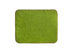 Электрический коврик с подогревом Теплик 50 х 40 см с термоизоляцией и терморегулятором Зеленый (bt002177)