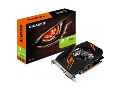 Видеокарта Gigabyte PCI-Ex GeForce GT 1030 OC 2GB GDDR5 GV-N1030OC-2GI (8173044)