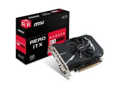 Видеокарта MSI PCI-Ex Radeon RX 560 Aero ITX OC 4GB GDDR5 (RX 560 AERO ITX 4G OC) (4915582)