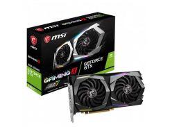 Видеокарта MSI GPCI-Ex GeForce GTX 1660 Ti Gaming X 6G 6GB GDDR6 (GTX 1660 TI GAMING X 6G) (9168555)