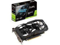 Видеокарта Asus CI-Ex GeForce GTX 1650 Dual O4G OC 4GB GDDR5 DUAL-GTX1650-O4G (9511020)
