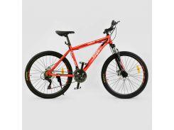 Велосипед CORSO SPIRIT Оранжевый (IG-75880)