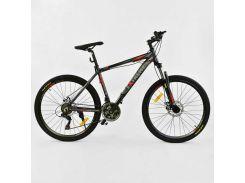 Велосипед CORSO EXTREME Черный (IG-75895)
