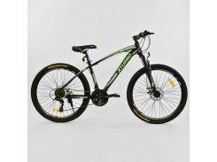 Велосипед CORSO X-Turbo Черный (IG-75786)