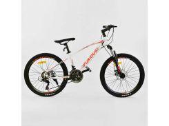 Велосипед CORSO FURIOUS Белый (IG-75874)