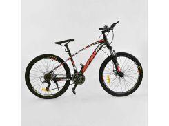 Велосипед CORSO AIRSTREAM Черный (IG-75905)