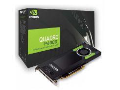 Видеокарта QUADRO P4000 8192MB PNY (VCQP4000-PB) (U0237679)