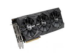 Видеокарта ASUS Radeon RX 580 8192Mb ROG STRIX GAMING OC (ROG-STRIX-RX580-O8G-GAMING) (U0237942)
