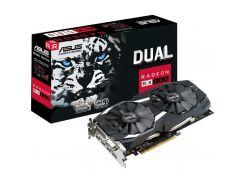 Видеокарта ASUS Radeon RX 580 8192Mb DUAL OC (DUAL-RX580-O8G) (U0244021)