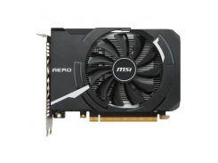 Видеокарта MSI GeForce GTX1050 Ti 4096Mb AERO ITX OC (GTX 1050 TI AERO ITX 4G OCV1) (U0248520)