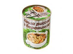 Каша рисовая с бараниной L'appetit 340 г (4820021840326)