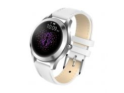 Умные смарт часы King Wear KW10 с защитой от воды Белый (729)