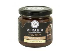 Мед-крем Асканія Шоколад 250 г (103748)