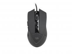 Мышь Redragon Emperor RGB IR USB Black (78323)