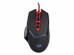 Мышь Redragon Inspirit 2 RGB IR USB Black/Red (77436)