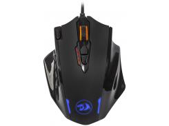 Мышь Redragon Impact RGB IR USB Black (78322)