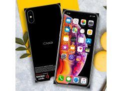 Шоколадна плитка Aromisto iPhone XS Max Молочний шоколад 85 г (104290)
