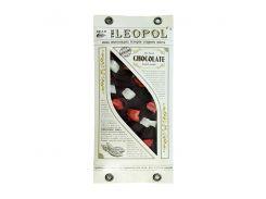 Шоколад чорний Leopol з кокосом та полуницею 95 г (103682)