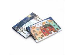 Адвент календар Aromisto Різдвяний Молочний шоколад 120 г (104285)