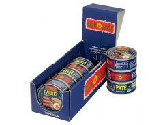 Упаковка паштетов с мяском PowerBANKa 8 шт х 100 г (46110541)