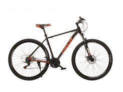 """Велосипед Oskar 29"""" M126 Черный (29-m126-bk)"""