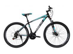"""Велосипед Oskar 27,5""""SAFE100 Черный (27,5-1812-bk)"""