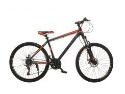 """Велосипед Oskar 26""""M124 Серо-оранжевый (26-m124-gr+or)"""