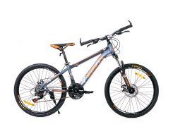 """Велосипед Oskar 26"""" CARTER Графит (26-carter)"""