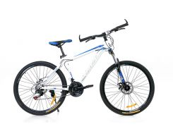 "Велосипед Oskar 26"" XK-300 Белый (26-16019-wt)"