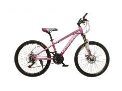 """Велосипед Oskar 24""""M16021 Фиолетовый (24-m16021-pu)"""