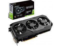 Видеокарта GF GTX 1660 6GB GDDR5 TUF Gaming X3 OC Asus (TUF3-GTX1660-O6G-GAMING)