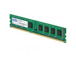 Оперативная память DDR3 2GB/1600 GOODRAM (GR1600D364L11/2G)