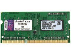 Оперативная память SO-DIMM 4GB/1600 DDR3 Kingston ValueRAM (KVR16S11S8/4)