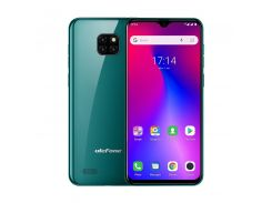 Ulefone S11 Dual Sim Midnight Green (6937748733492)