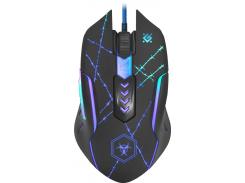 Мышь Defender Forced GM-020L USB Black (52020)