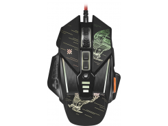 Мышь Defender sTarx GM-390L Black (52390)