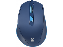 Мышь Defender Genesis MM-785 Wireless Blue (52786)