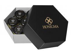 Набір меду подарунковий ТМ HONIGMA 1,75 кг (00001)
