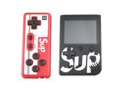 Портативная игровая ретро приставка Sup SEGA 8bit Game Box с джойстиком Черный (107)