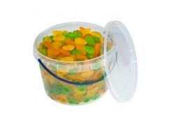 Жувальний мармелад Jelly Juice соковиті жабки 450 г (103906)