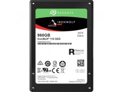 Накопитель SSD 960GB Seagate IronWolf 110 2.5 SATAIII 3D TLC (ZA960NM10011)
