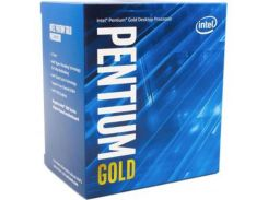 Процессор Intel Pentium Gold G5600F 3.9GHz (4MB, Coffee Lake, 54W, S1151) Box (BX80684G5600F)