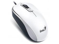 Мышка Genius DX-110 USB White (4874872)