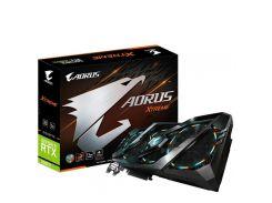 Видеокарта Gigabyte PCI-Ex GeForce RTX 2080 Ti Aorus Xtreme 11GB GDDR6 GV-N208TAORUS X-11GC (9044165)