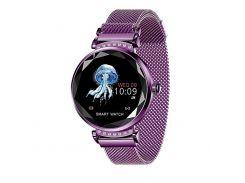 Смарт-часы Lemfo H2 Фиолетовый (8849-1)