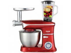 Кухонная машина DMS 1900w Red (4251362401912)